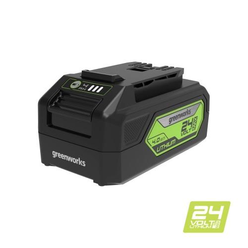Акумулятор Greenworks G24USB4 (4 Ah) з USB-рознімачем, без ЗП