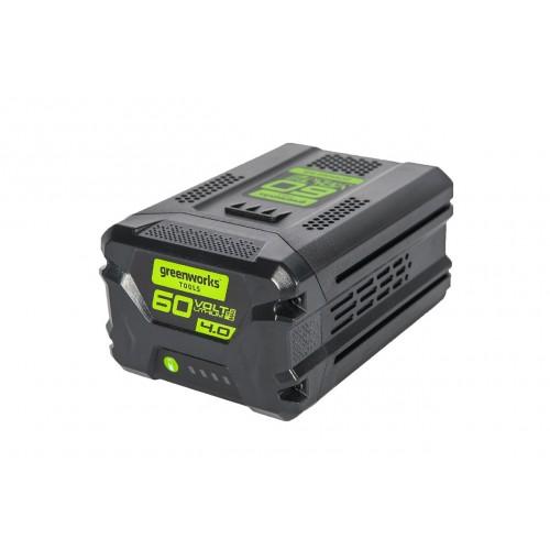 Акумулятор Greenworks G60B4 (4 Ah) без ЗП