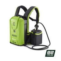 Акумулятор ранцевий Greenworks GC82B10BP