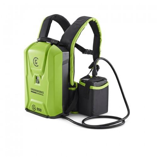 Акумулятор ранцевий Greenworks GC82B10BP (12,5 Ah) без ЗП