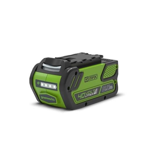Акумулятор Greenworks G40B6 (6 Ah) без ЗП