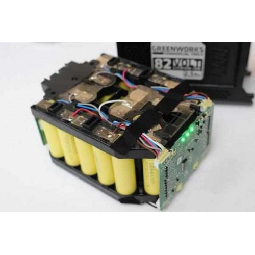 Акумулятор Greenworks GC82B25 (2,5 Ah) без ЗП