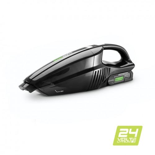 Пилосос ручний акумуляторний Greenworks G24HV без АКБ і ЗП