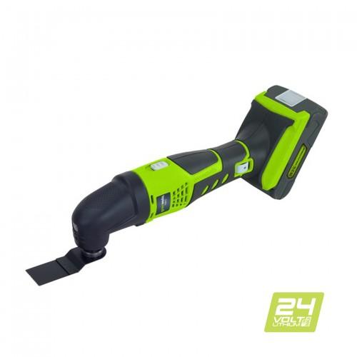Реноватор акумуляторний Greenworks G24MT без АКБ і ЗП