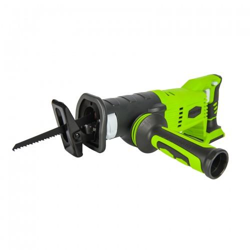 Пила шабельна акумуляторна Greenworks G24RS без АКБ і ЗП
