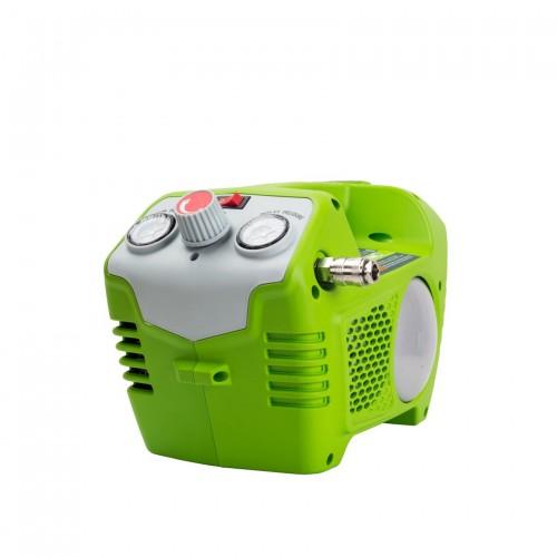 Компресор повітряний акумуляторний Greenworks G40AC без АКБ і ЗУ