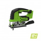 Лобзик  акумуляторний Greenworks GD24JS