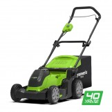 Газонокосарка акумуляторна Greenworks G40LM41