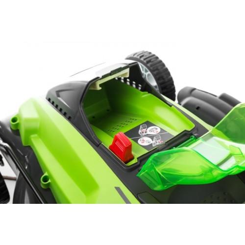 Газонокосарка акумуляторна Greenworks G40LM45 без АКБ і ЗП