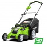 Газонокосарка акумуляторна Greenworks G40LM49DB