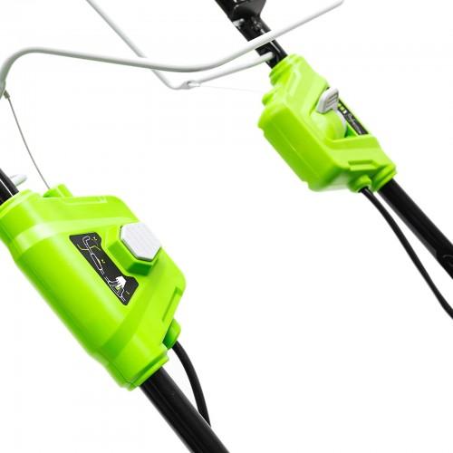 Газонокосарка акумуляторна Greenworks GD40LM46SP без АКБ і ЗП