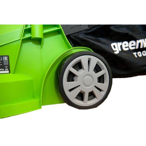 Газонокосарка електрична Greenworks GLM1232 230V