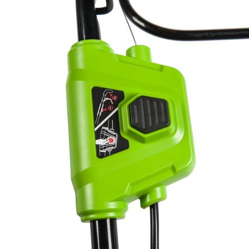 Культиватор акумуляторний Greenworks G40TL без АКБ і ЗП