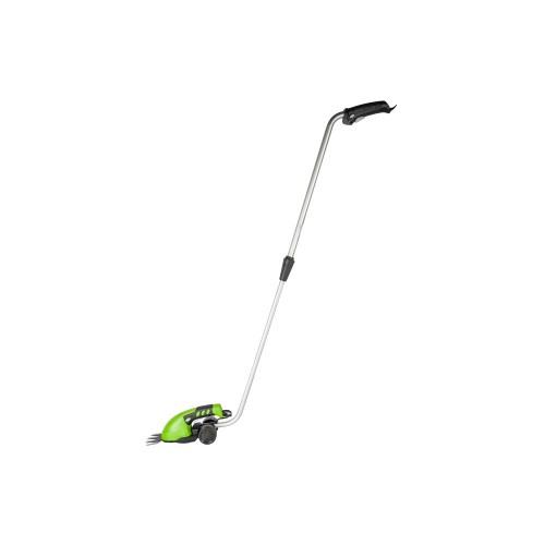 Ножиці садові акумуляторні Greenworks G3,6GS з подовжувачем з АКБ і ЗП