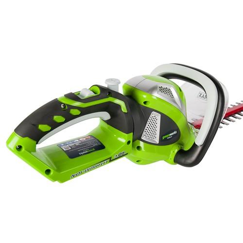 Кущоріз акумуляторний Greenworks G40HT61 без АКБ і ЗП