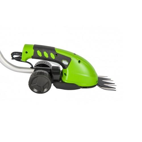 Ножиці садові акумуляторні Greenworks G7,2GS з АКБ і ЗП