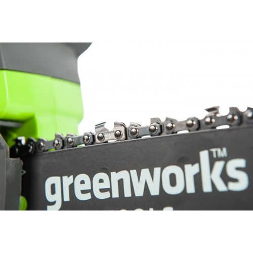 Ланцюгова пила акумуляторна Greenworks G24CS25 без АКБ і ЗП