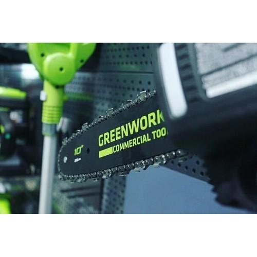 Висоторіз-гілкоріз акумуляторний Greenworks GC82PS без АКБ і ЗП