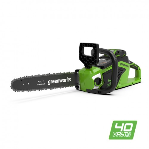 Ланцюгова пила акумуляторна Greenworks GD40CS15 без АКБ і ЗП