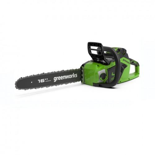Ланцюгова пила акумуляторна Greenworks GD40CS18 без АКБ і ЗП