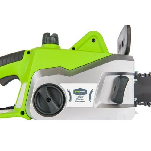 Ланцюгова пила електрична Greenworks GCS1840 230V