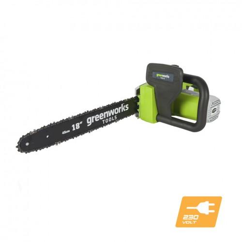 Ланцюгова пила електрична Greenworks GCS2046 230V