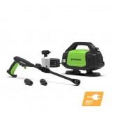 Мийка високого тиску Greenworks G10