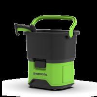 Мийка високого тиску акумуляторна Greenworks GDC40