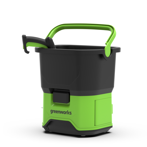 Мийка високого тиску акумуляторна Greenworks GDC40 без АКБ І ЗП