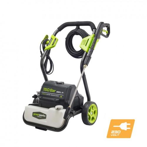 Мийка високого тиску Greenworks GPWG7 230V (вітринний зразок)
