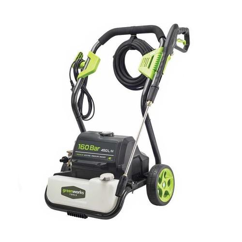 Мийка високого тиску Greenworks GPWG8 230V
