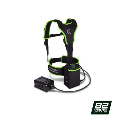 Лямка до поясного тримача для акумуляторів Greenworks G82BB