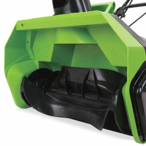 Снігоприбирач акумуляторний Greenworks GD40SB з АКБ 4 Ah і ЗП