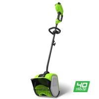 Лопата аккумуляторная Greenworks GD40SS