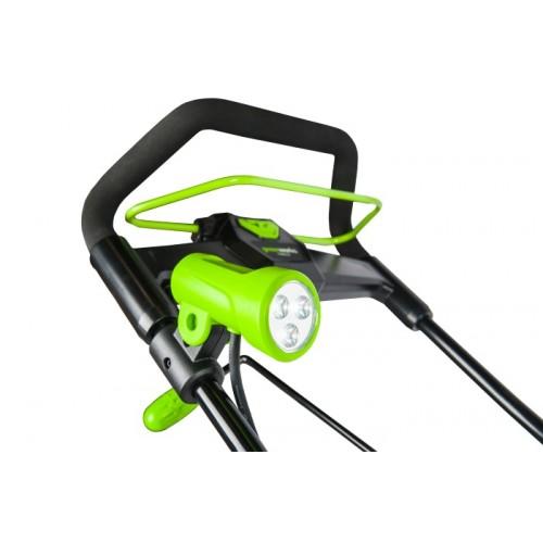 Снігоприбирач акумуляторний Greenworks GD40ST без АКБ і ЗП