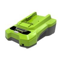 Універсальний зарядний пристрій Greenworks G40C4 без АКБ
