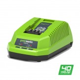 Універсальний зарядний пристрій Greenworks G40C/G40UC