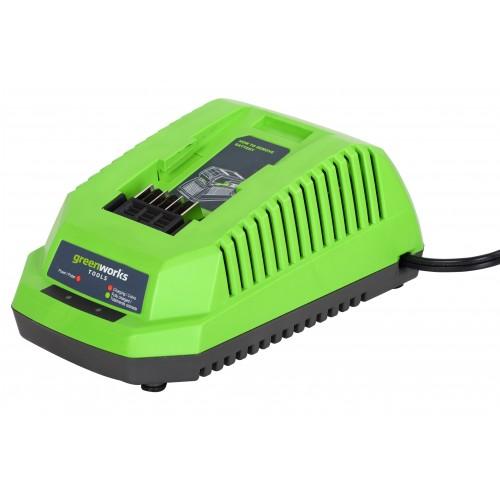 Універсальний зарядний пристрій Greenworks G40C/G40UC без АКБ