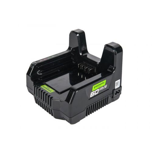 Зарядний пристрій Greenworks G60UC без АКБ