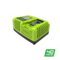 Швидкий універсальний зарядний пристрій Greenworks G40UC4