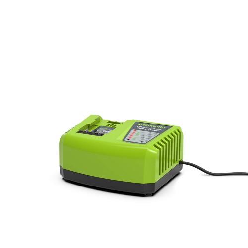 Швидкий універсальний зарядний пристрій Greenworks G40UC4 без АКБ