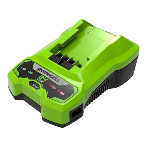 Універсальний зарядний пристрій Greenworks G24C без АКБ